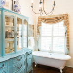 ванная комната в стиле прованс декор фото