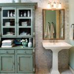 ванная комната в стиле прованс фото декор