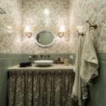 ванная комната в стиле прованс декор идеи