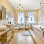 ванная комната в стиле прованс идеи декор
