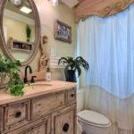 ванная комната в стиле прованс фото интерьера