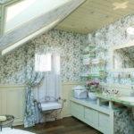 ванная комната в стиле прованс идеи