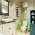 ванная комната в стиле прованс фото оформления