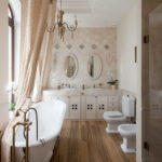 ванная комната в стиле прованс идеи оформление