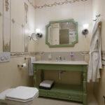 ванная комната в стиле прованс варианты