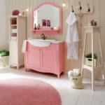 ванная комната в стиле прованс виды декора
