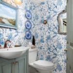 ванная комната в стиле прованс дизайн фото