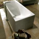 ванны из литьевого мрамора