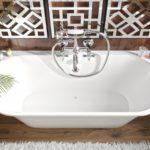 ванны из литьевого мрамора дизайн идеи