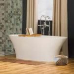 ванны из литьевого мрамора идеи декора