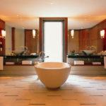 ванны из литьевого мрамора интерьер