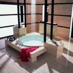 ванны из литьевого мрамора интерьер идеи