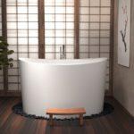 ванны из литьевого мрамора идеи интерьер