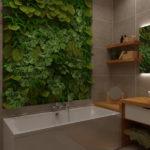 ванны из литьевого мрамора идеи интерьера