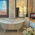 ванны из литьевого мрамора оформление идеи