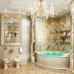 ванны из литьевого мрамора фото дизайна