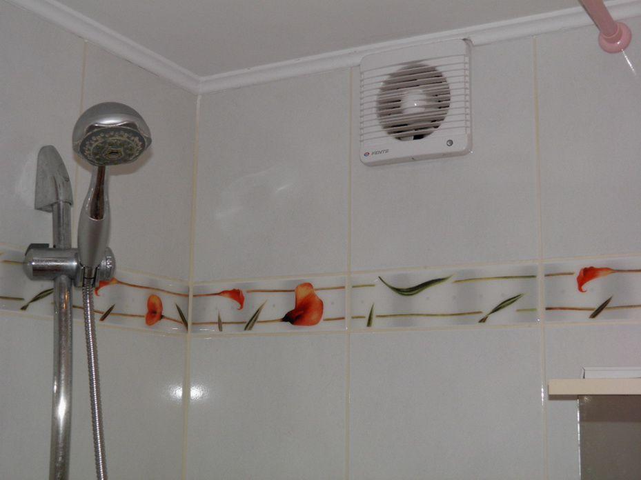 вентиляция в ванной особенности