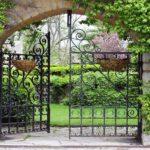 вертикальное озеленение в саду декор идеи