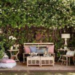 вертикальное озеленение в саду оформление фото