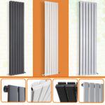 вертикальные радиаторы отопления фото
