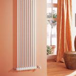 вертикальные радиаторы отопления декор