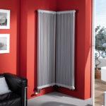 вертикальные радиаторы отопления идеи