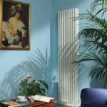 вертикальные радиаторы отопления идеи оформление