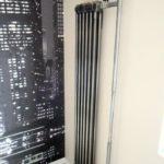 вертикальные радиаторы отопления идеи оформления