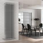 вертикальные радиаторы отопления дизайн фото