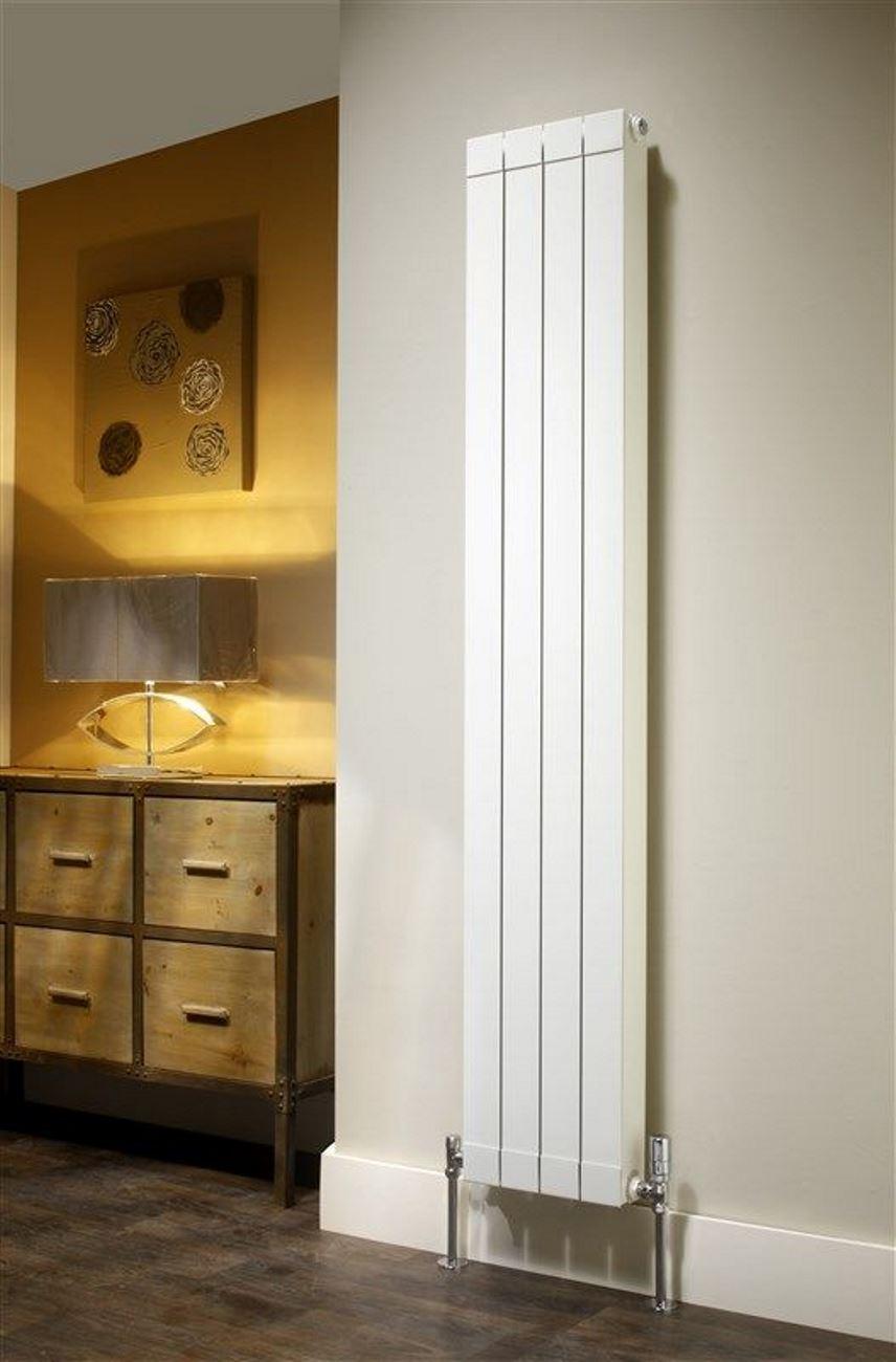 вертикальный радиатор отопления биметаллический