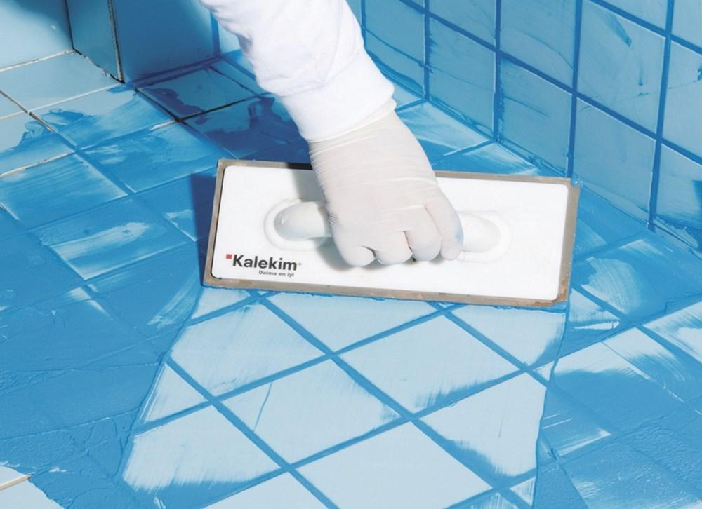затирка для бассейна